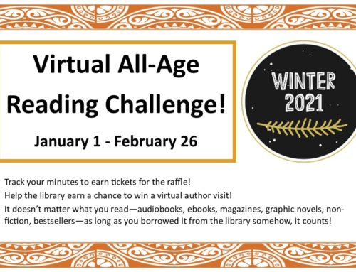 Winter Reading 2021!